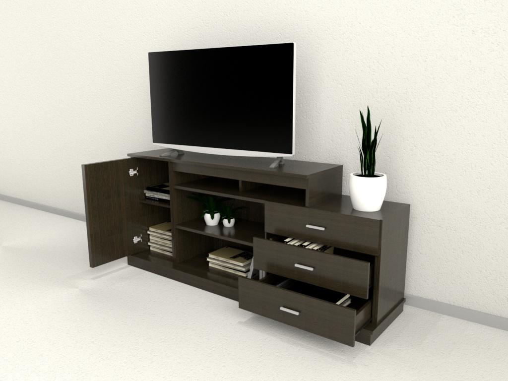 MESA TV/LCD/LED 56 Art. 1038-WH