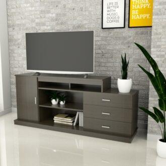 MESA TV/LCD/LED 56 3 CAJONES