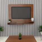 PANEL TV HASTA 55″ Art. 1042-Caoba