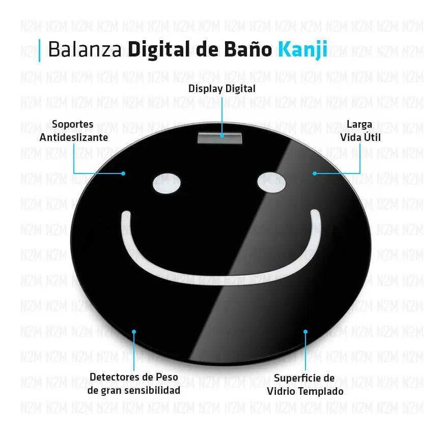 Balanza digital de Baño