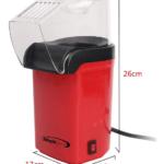 Pochoclera Electrica Aire Caliente 1100w