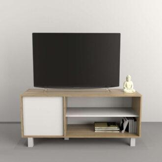 Mesa Tv 1,30m 1pta Art.4102-COE