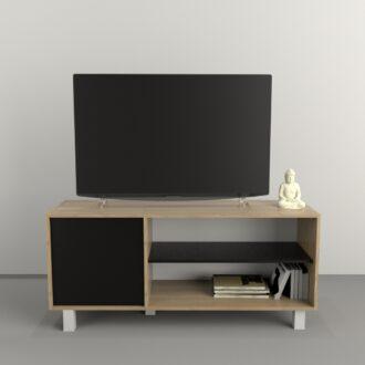 Mesa Tv 1,30m 1pta Art.4102-CON
