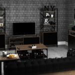 RACK DE TV SOHO ART.RPS130-NE