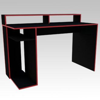 ESCRITORIO GAMER PC 1,30M ART. 3047-NFR